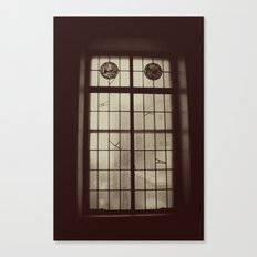 Window Glass Chicago Original Photo Canvas Print