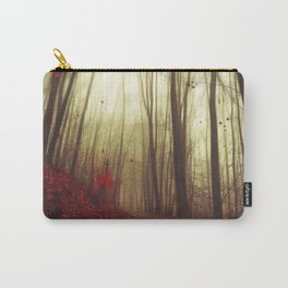 Leaf by Leaf Carry-All Pouch
