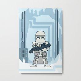 EP5 : Snowtrooper Metal Print