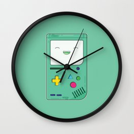 Gameboy BMO Wall Clock