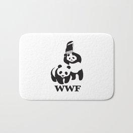 smack panda Bath Mat
