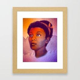 Unity Framed Art Print