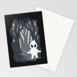 Ignis Fatuus (Fuego fatuo - vector illustration) Stationery Cards