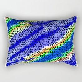 Gaudi-esque Rectangular Pillow