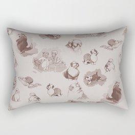 oes draiwing Rectangular Pillow