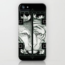 DUALITY iPhone Case