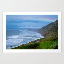 Pacífica, CA Art Print