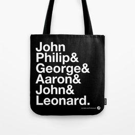 American Composers Tote Bag