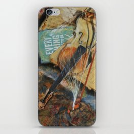 Every Thing is Going to be Okay by Cameron Timmins - Student iPhone Skin
