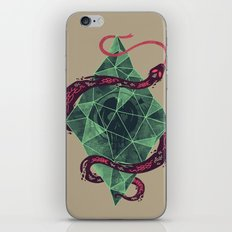 Mystic Crystal iPhone & iPod Skin