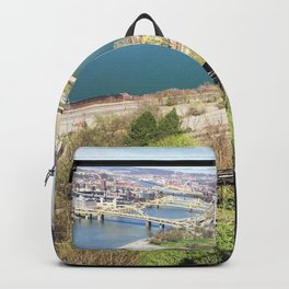 Pittsburgh Incline & Cityscape Backpack