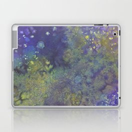 Abstract Watercolor #3 Laptop & iPad Skin