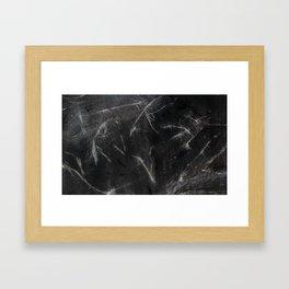 B R O K E N Framed Art Print