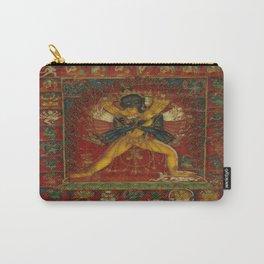 Buddhist Deity Kalachakra Carry-All Pouch