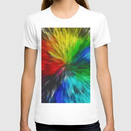 Explosive_20171101_by_JAMColorsVibes T-shirt