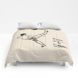 Dare To Zlatan 2 Comforters