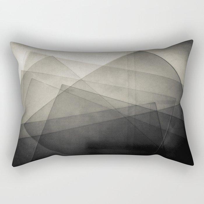 Abstract 221 Rectangular Pillow