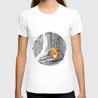squirrel T-shirts featuring Squirrel by Natalie Berman
