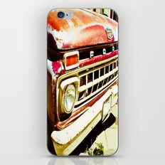 Ford Tough (2) iPhone & iPod Skin