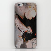 spawn iPhone & iPod Skins featuring Spawn by mfrioni