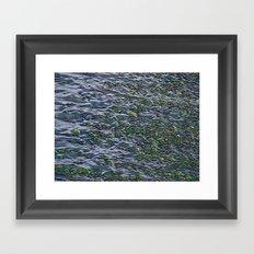 Sea Three  Framed Art Print