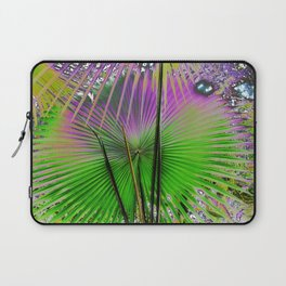 palm leaf design Laptop Sleeve