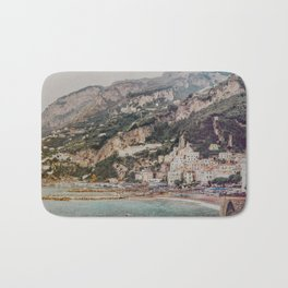 Amalfi Surrealism Bath Mat