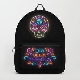 Día de los muertos Backpack