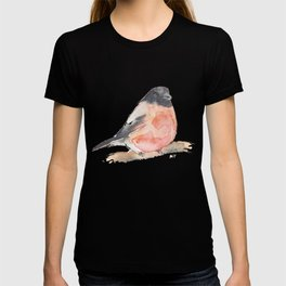 Clarence the Bullfinch T-shirt