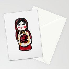 Nesting Doll 1 Stationery Cards