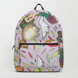 Fall Leaf Fairies Backpack