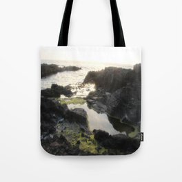 Life in Yachats Tote Bag