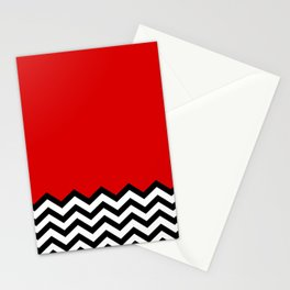 Black Lodge Dreams (Twin Peaks) Stationery Cards