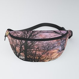 Pink Nature Fanny Pack