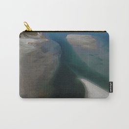 Mason's Inlet at Wrightsville Beach NC Carry-All Pouch