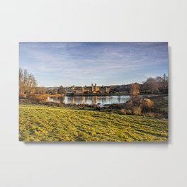Leeds Castle Metal Print