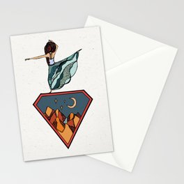 Dancing in the Mountains Stationery Cards