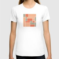 mondrian T-shirts featuring Mondrian inspired by Alisa Galitsyna