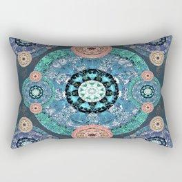 Ultimate Solace Mandala Rectangular Pillow