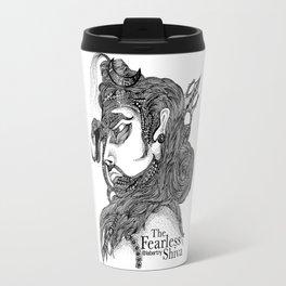The Fearless Shiva Travel Mug