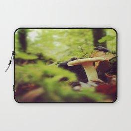 mushroom, hazelwood, sligo Laptop Sleeve