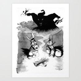 Camp Fire Art Prints | Society6