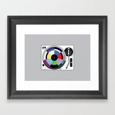 1 kHz #11 Framed Art Print