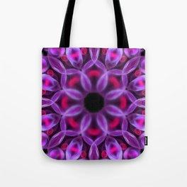 Violet Mandala for Healing Tote Bag