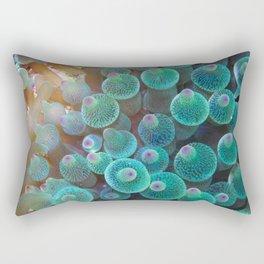 Sci-fi Anemone Rectangular Pillow