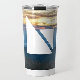 Basic Sunrise Travel Mug