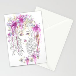 Paper Doll #1 Stationery Cards
