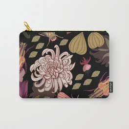 Boho Bugs Carry-All Pouch