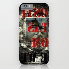 shadow death heroes GRANT iPhone 6s Slim Case