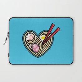 Love Ramen Laptop Sleeve